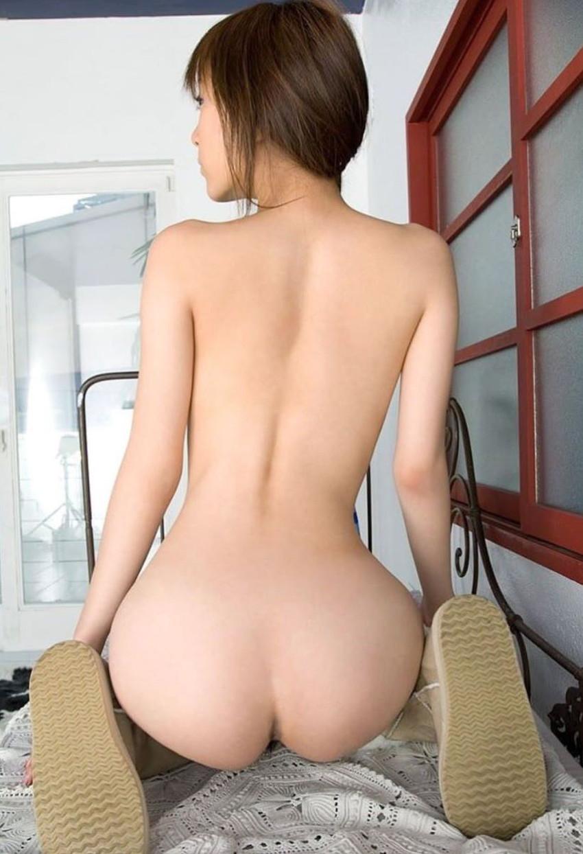 【くびれ美尻エロ画像】腰に尻エクボができるほどくびれていて美尻なS級お姉さん!お尻のワレメをくぱぁしたくなるくびれ美尻のエロ画像集!!ww【80枚】 17