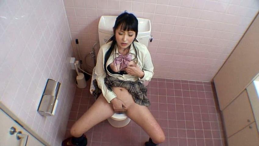 【トイレ盗撮エロ画像】素人OLやJKのナマ放尿やガチオナニーしてるところを隠し撮りしたったトイレ盗撮のエロ画像集!!ww【80枚】 76