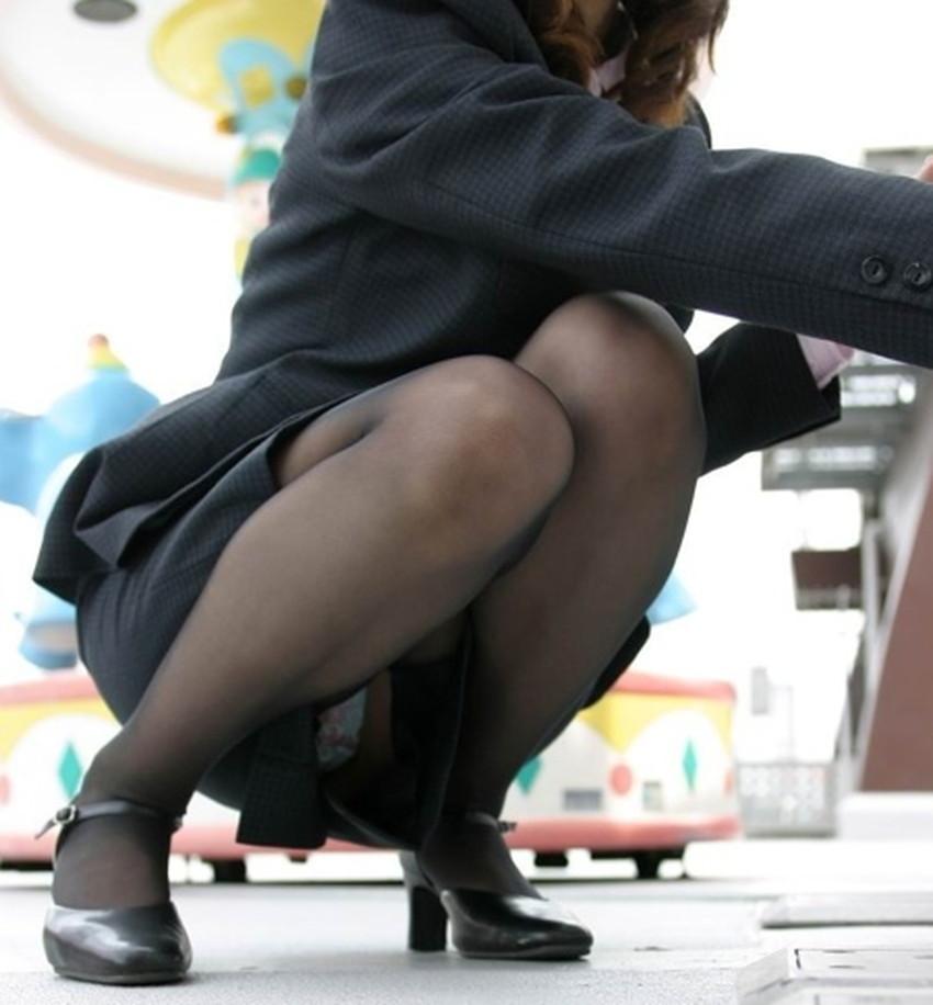 【スマホショップ店員エロ画像】優しいスマホショップ店員の制服女子を寝取ったりパンストを盗撮しちゃったスマホショップ店員のエロ画像集!!ww【80枚】 23