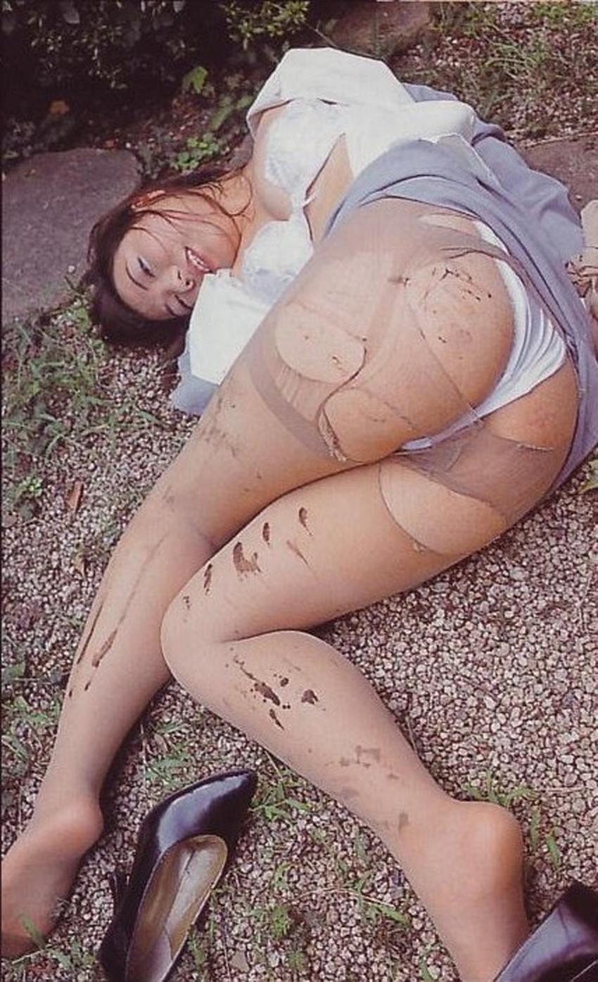 【着衣破りエロ画像】脱がすのめんどくさいのでドSに服や下着をビリビリに破ってセックスしてる着衣破りのエロ画像集!!ww【80枚】 71