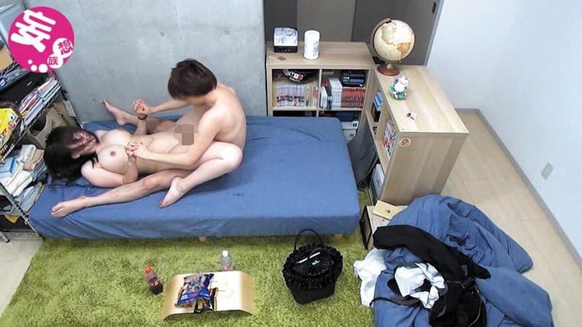 【連れ込みセックスエロ画像】素人のJDやOLを宅飲みで寝取る様子を盗撮して勝手に公開してる連れ込みセックスのエロ画像集!w【80枚】 33