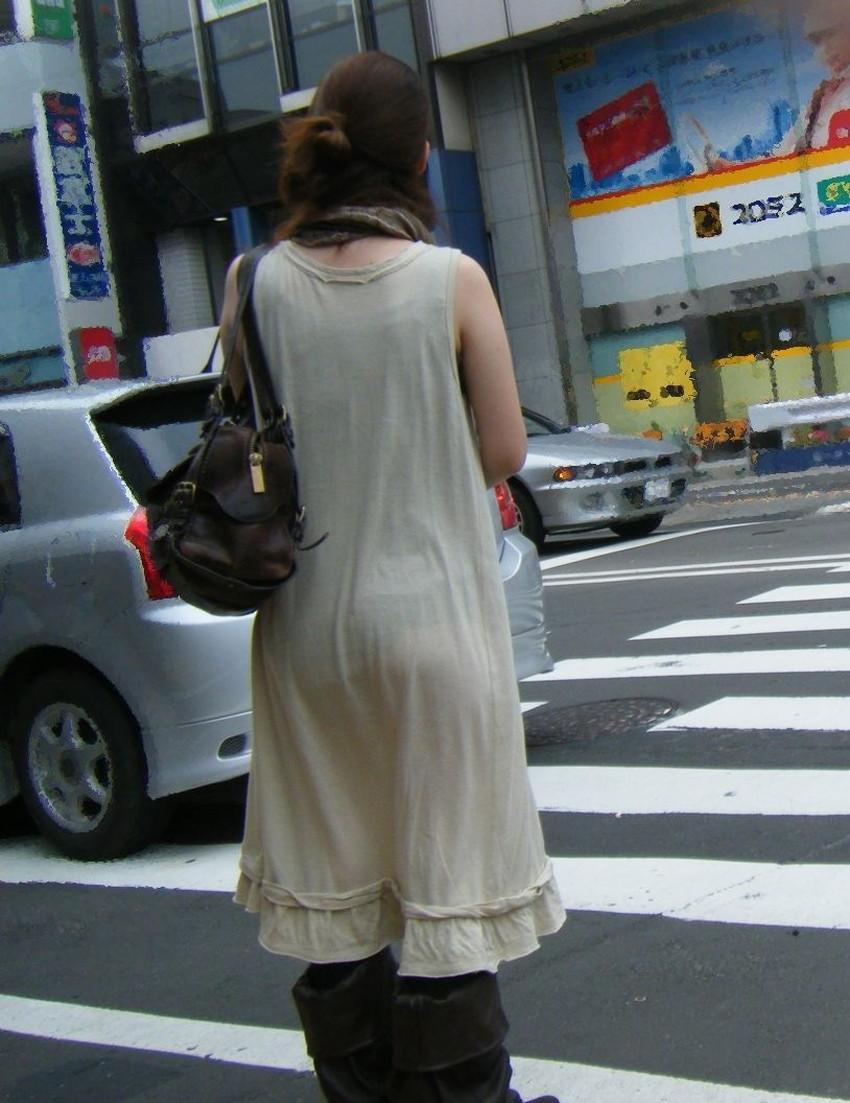 【パン線エロ画像】パンティーライン丸見えのパン線女子は全裸よりもエロいことに気がついていないパン線エロ画像集!ww【80枚】 32