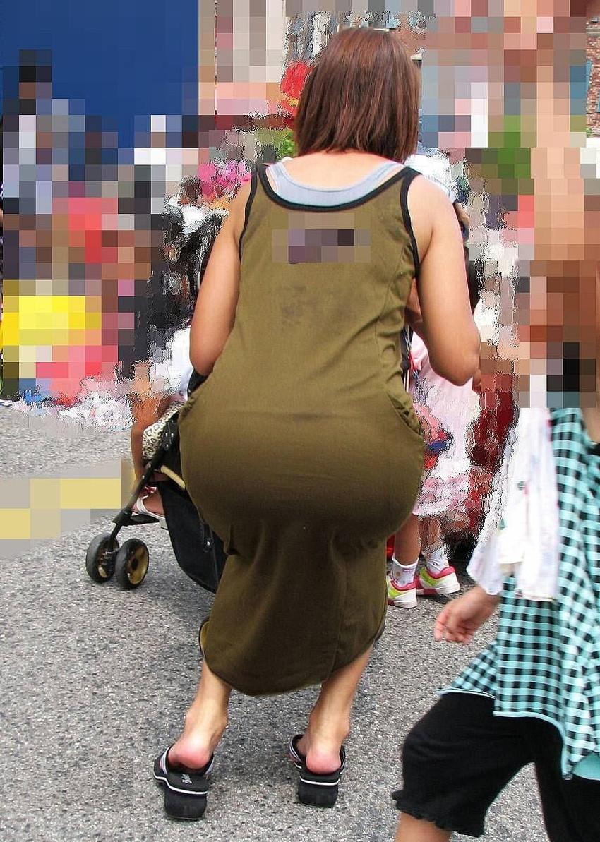 【パン線エロ画像】パンティーライン丸見えのパン線女子は全裸よりもエロいことに気がついていないパン線エロ画像集!ww【80枚】 65
