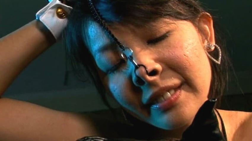 【鼻フック調教エロ画像】美女が鼻フック調教されてビッチなドマゾ化していく姿が堪らない鼻フック調教のエロ画像集!ww【80枚】 32