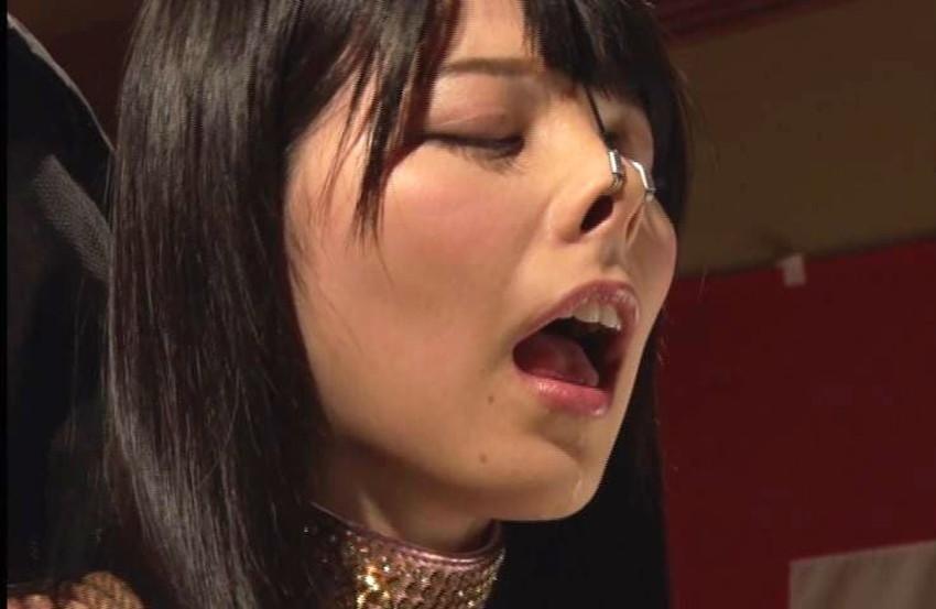 【鼻フック調教エロ画像】美女が鼻フック調教されてビッチなドマゾ化していく姿が堪らない鼻フック調教のエロ画像集!ww【80枚】 35