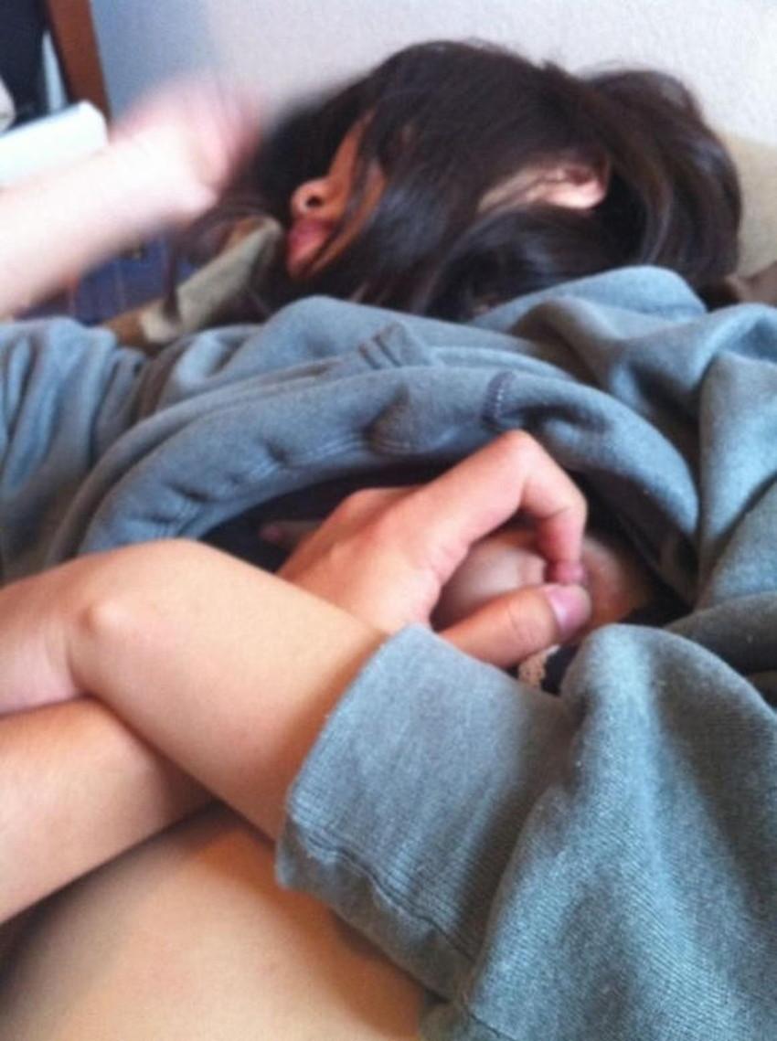 【乳首コリコリエロ画像】セックスやチクニーで乳首をコリコリと弄って感じちゃってる乳首コリコリのエロ画像集!ww【80枚】 30