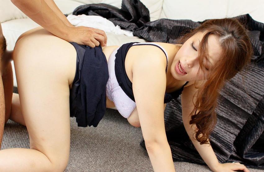 【着衣セックスエロ画像】着衣を着せままセックスするっていうあのプレイwww 14