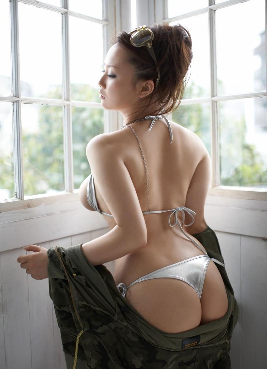 【美尻エロ画像】美しく丸みを帯びた女の子の美尻ってめっちゃシコだな! 18