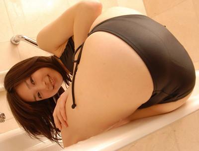 【美尻エロ画像】美しく丸みを帯びた女の子の美尻ってめっちゃシコだな! 16