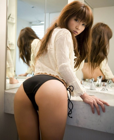 【美尻エロ画像】美しく丸みを帯びた女の子の美尻ってめっちゃシコだな! 29
