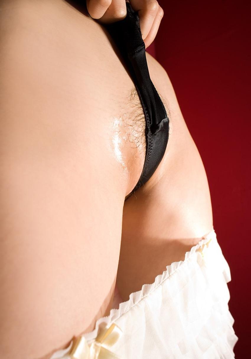 【Tフロントエロ画像】股間に食い込むパンティー!Tフロントってエロ杉ワロタwww 22