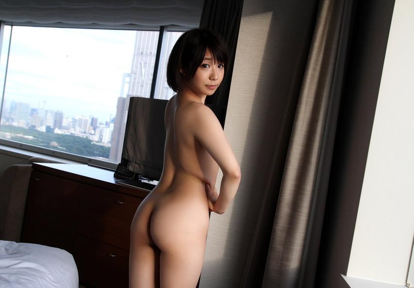 【美尻エロ画像】女の子らしい丸いお尻!見ているだけでも勃起する! 26