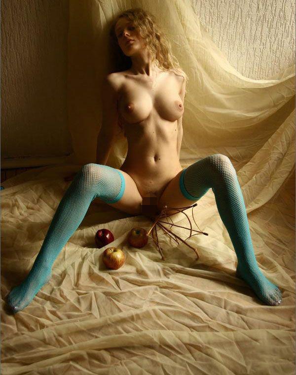 【白人ヌードエロ画像】白人美女たちのまるで芸術!?みたいな美しすぎるヌード! 06