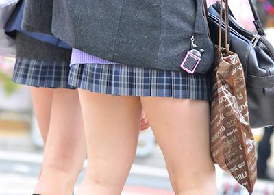 脚だけで男を○起させる生物…女子高生www極上の太もも画像集めたったwwww(画像15枚)