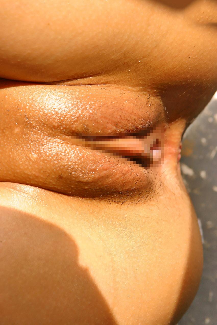 【アジア股間エロ画像】アジアン美女たちのオマンコをクローズアップしたらエロ杉ww 39