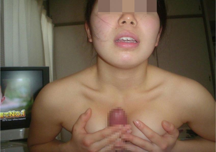 【パイズリエロ画像】巨乳まんさんとセックスしたらやっぱりコレやられたわww 04