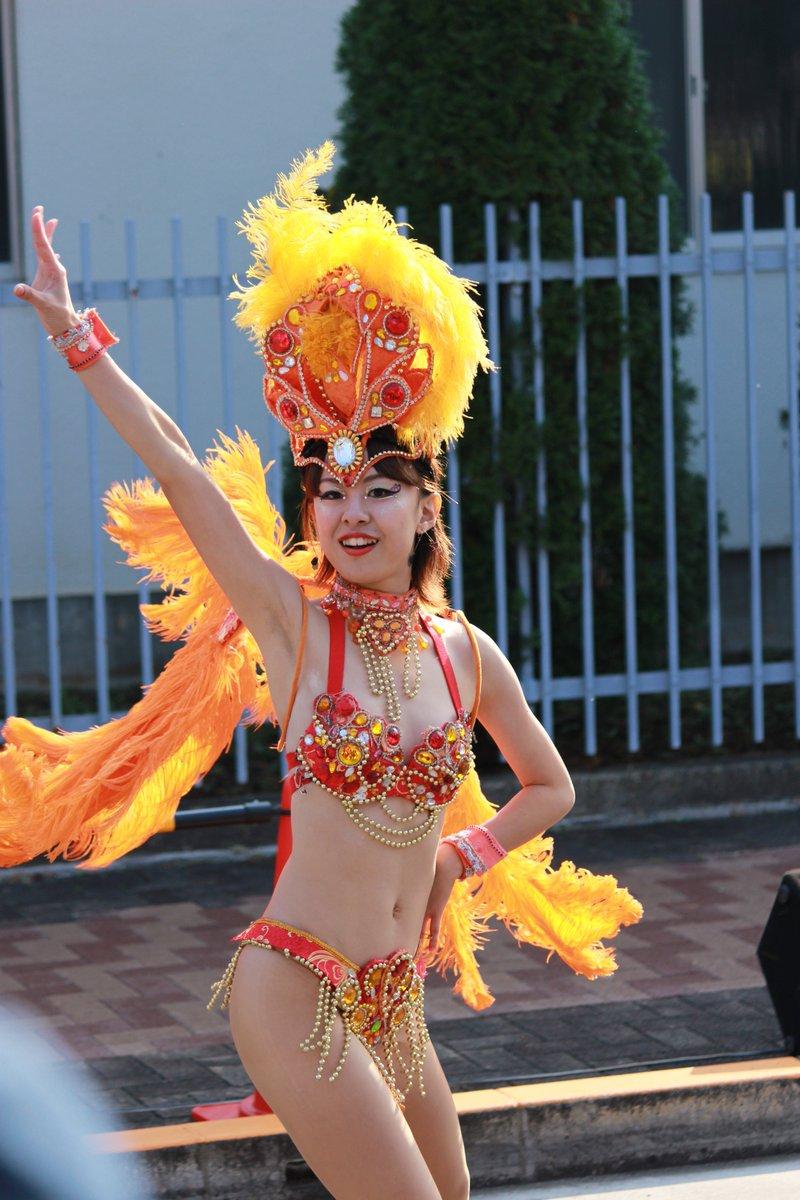 【サンバエロ画像】日本にもあった!下着同然で踊りまくりのサンバ祭り! 27