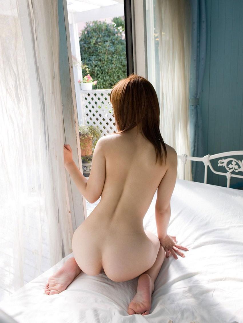 【美尻エロ画像】売れた果実のようにぷるんぷるんな女の子の美尻にズームイン! 04