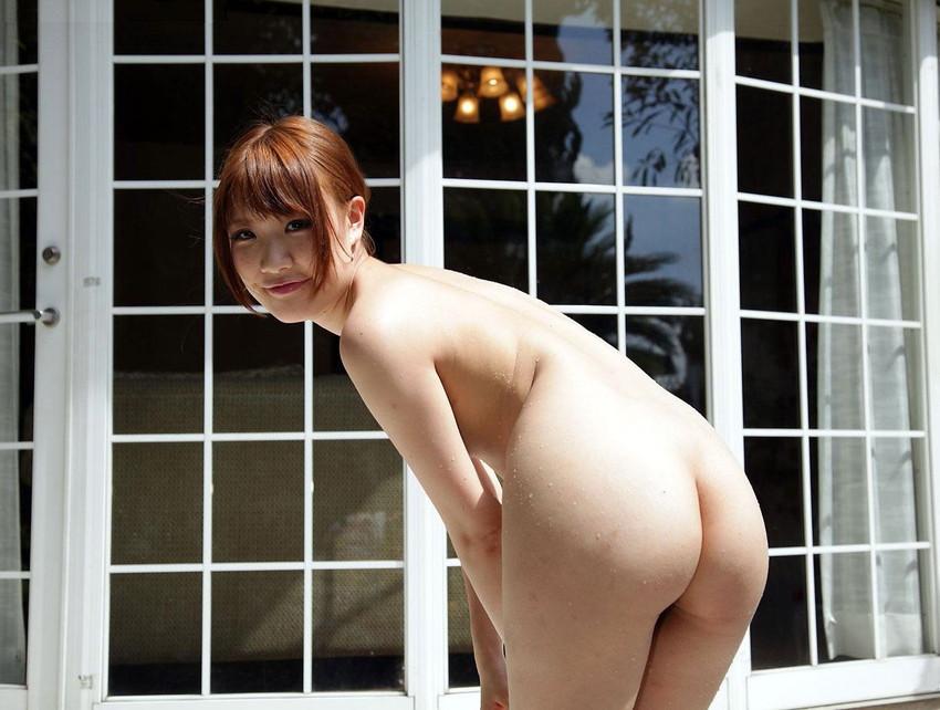 【美尻エロ画像】売れた果実のようにぷるんぷるんな女の子の美尻にズームイン! 08