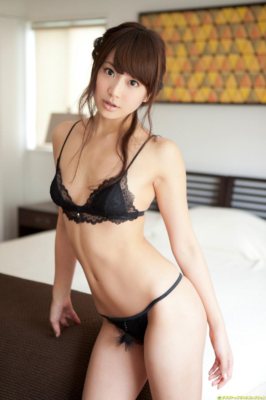 【セクシーランジェリーエロ画像】極小からスケスケまで、セクシーランジェリー画像 34