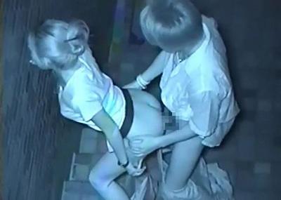 【盗撮有段者】深夜の公園に赤外線カメラをしかけてみた結果wwwwwwwwwwwwwwwwwwwwwww