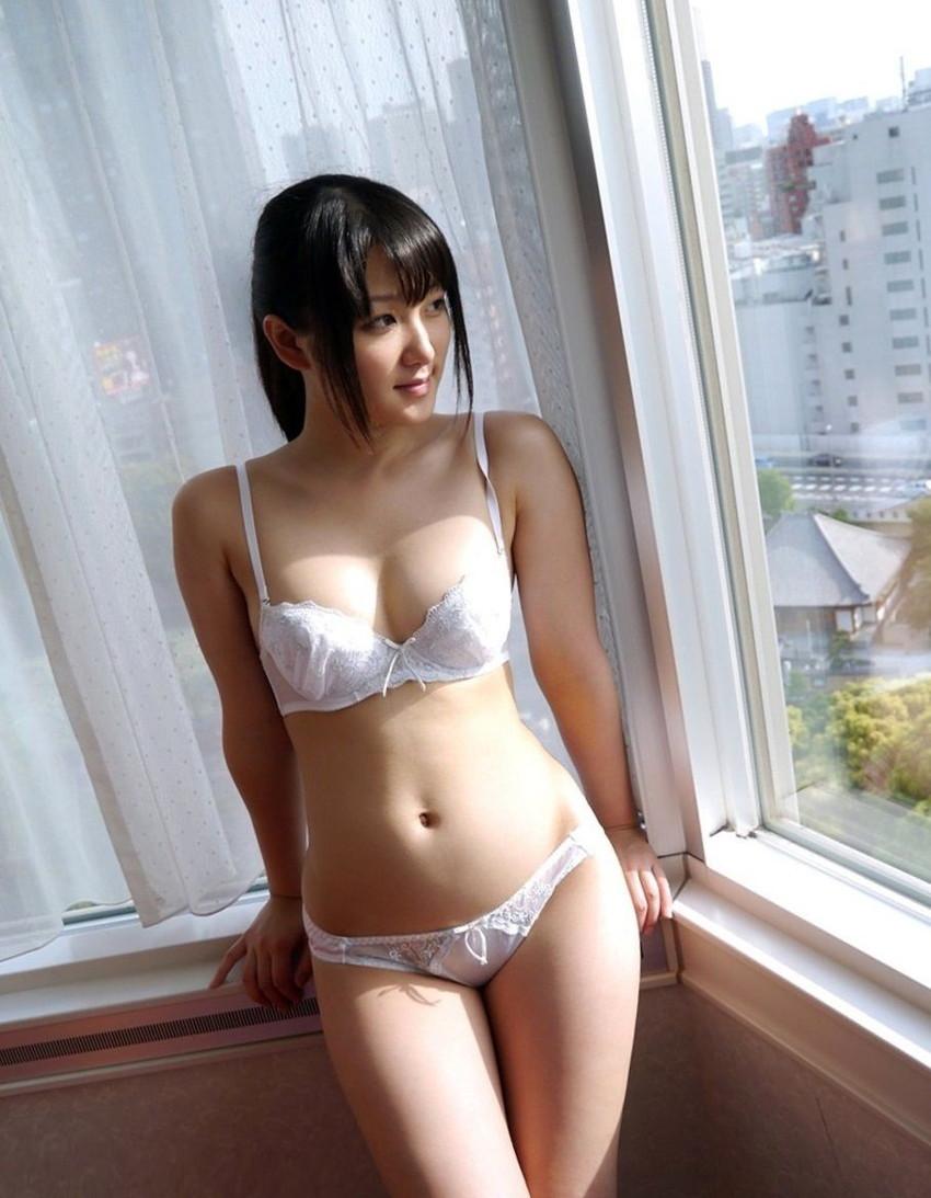 【勝負下着エロ画像】勝負下着といえば女の子の個性の光る一品だったりするよなww 26
