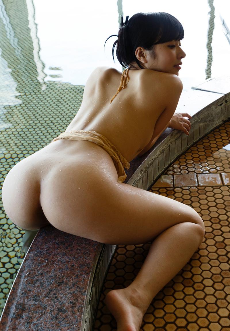 【美尻エロ画像】女の子のまあるいお尻に特化させた美尻エロ画像がこちら! 11