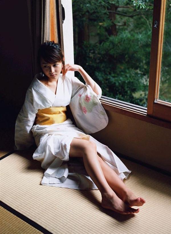 【和服エロ画像】和服姿の色っぽい女の子のエロ画像集めてみたぞ!www 11