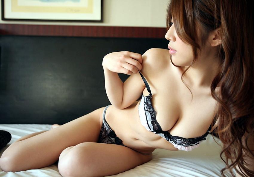 【セクシーランジャリーエロ画像】セクシーすぎる下着!機能性りセクシーさを優先! 20