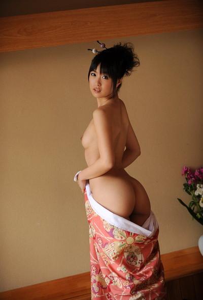 【和服エロ画像】和服姿でエロ写真!日本人男子なら感動モノだよな!?www 11