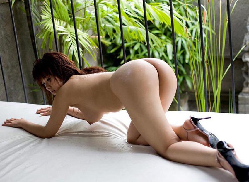 【美尻エロ画像】美しい美尻!こりゃ尻フェチじゃなくても堪らんわなwww 37