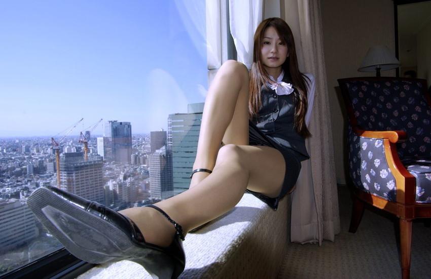 【職業コスプレエロ画像】様々な職業の女の子たちのコスプレがめっちゃシコ! 19