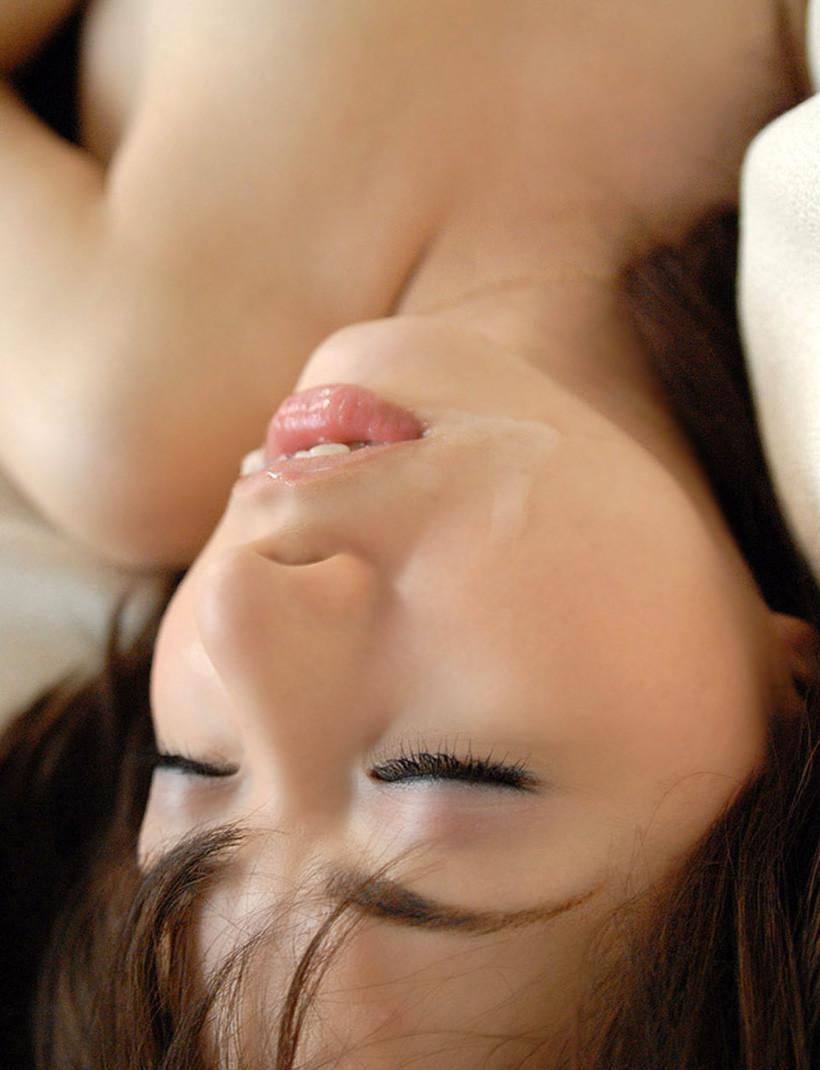 【射精エロ画像】セックス事後!フィニッシュの形は人によってさまざまだなwww 36