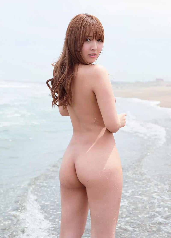 【美尻エロ画像】女の子らしいまぁるいお尻の魅力を徹底究明!?美尻エロ画像! 43