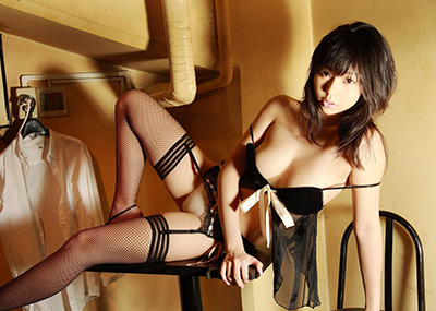 【セクシーランジェリーエロ画像】めっちゃエロなセクシーランジャリー着用例ww