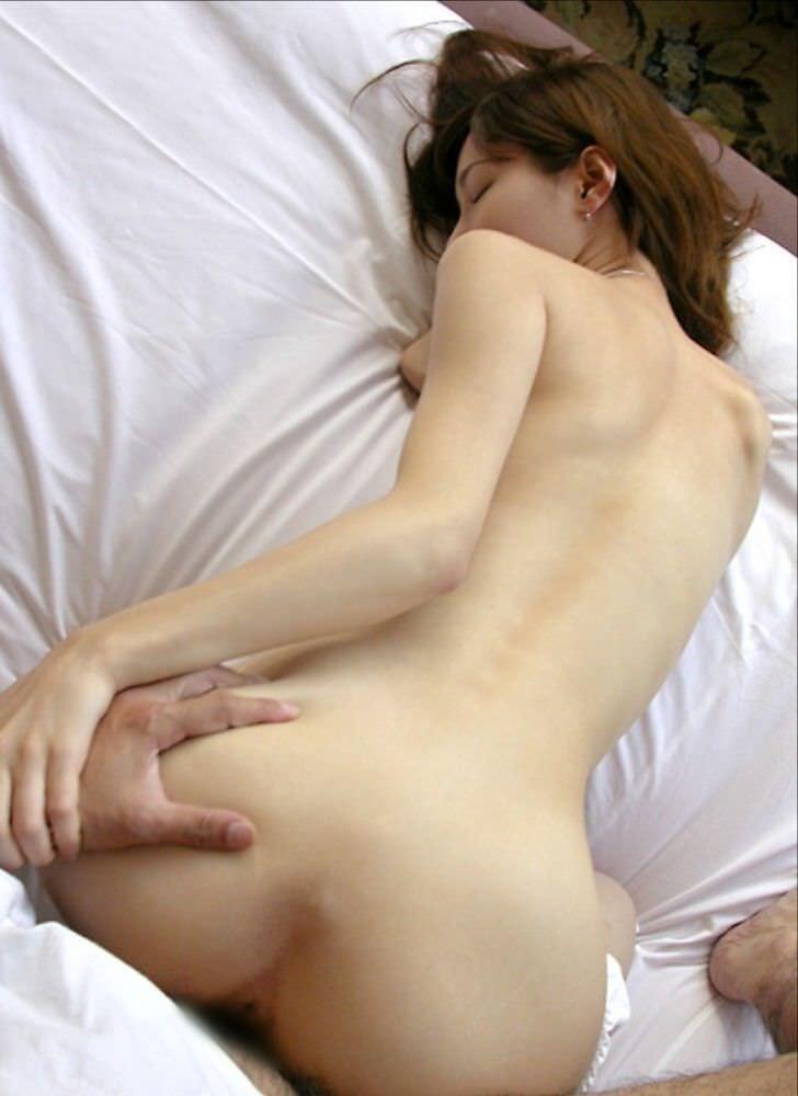 【バックエロ画像】後背位!言わずと知れたセックスのメジャー体位のバックでセックス!