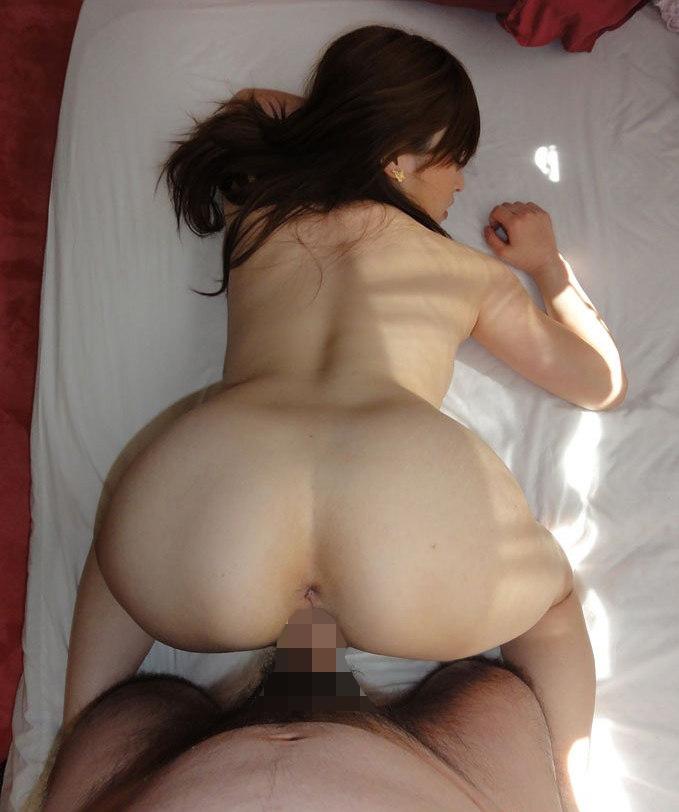 【バックエロ画像】正常位と並ぶほどのメジャーなセックスの体位がこちら! 45
