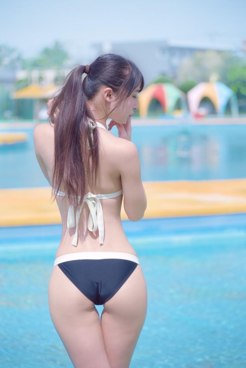 【水着各種エロ画像】様々な水着姿の女の子!夏が待ち遠しいぜぇ! 03
