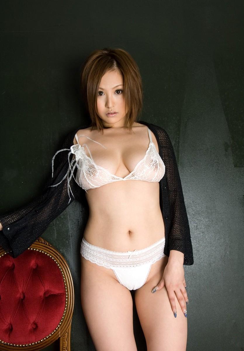 【シースルーエロ画像】スケスケの着衣!これじゃ全裸と大差ないだろ?www 36