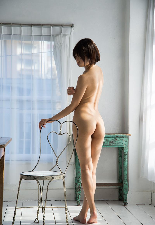【オールヌードエロ画像】女の子のオールヌード!いつ見ても飽きることのない素晴らしさw 53