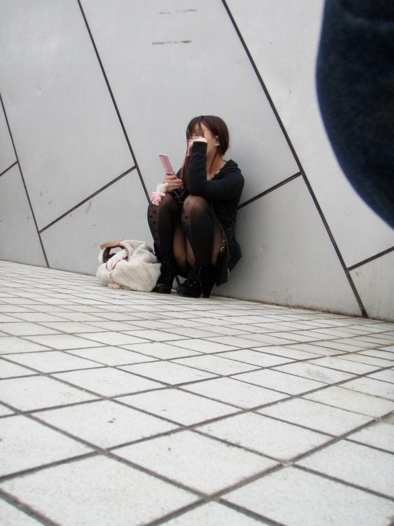 【街中エロ画像】街中で見つけたエロい女の子たちの画像集めてみたwww 41