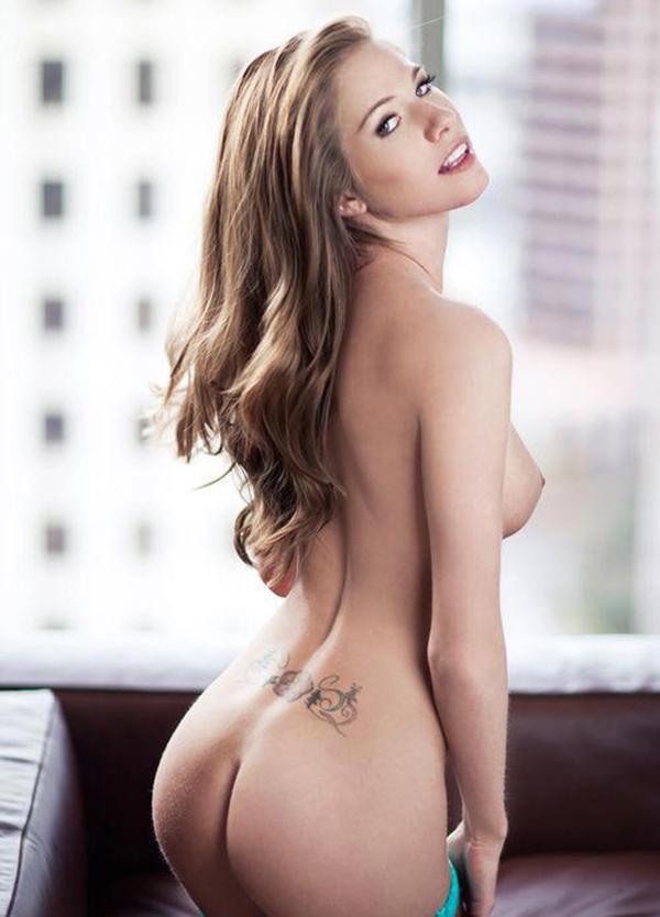 【海外美尻エロ画像】神々しさすらも感じてしまう海外女子の美しすぎる美尻! 48