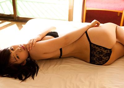 【セクシーランジェリーエロ画像】セクシーさに重点をおいた女の子の下着がこちらw