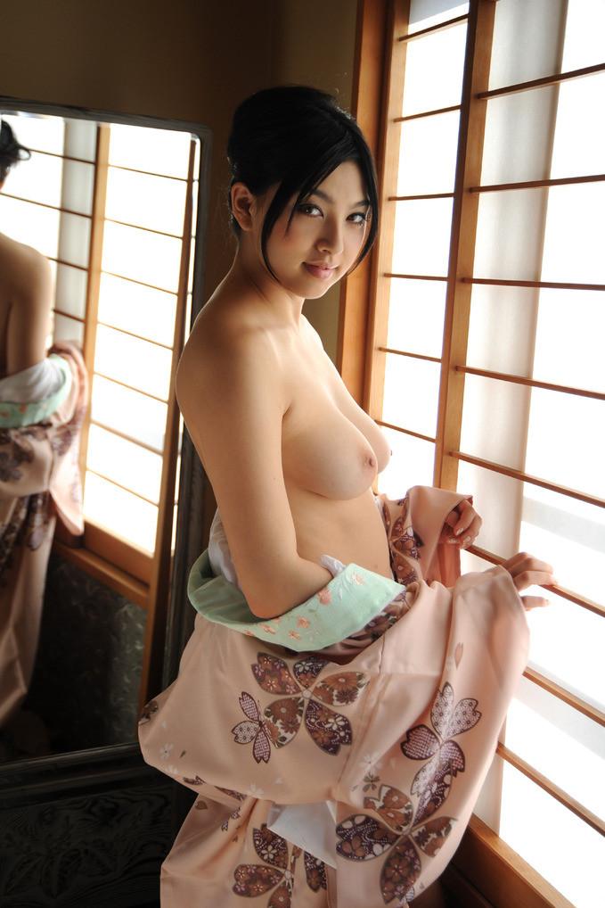 【和服エロ画像】和服姿の女の子たちにみる日本人ならではの艶姿wwww 05