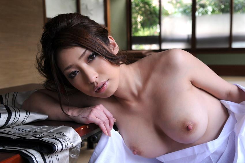 【和服エロ画像】和服姿の女の子たちにみる日本人ならではの艶姿wwww 32