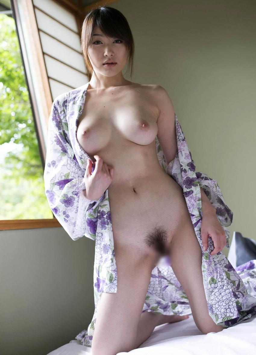 【和服エロ画像】和服姿の女の子たちにみる日本人ならではの艶姿wwww 49