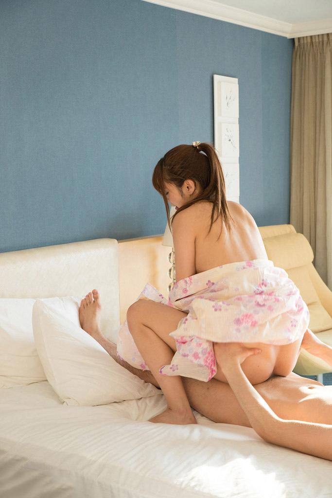【和服エロ画像】和服姿の女の子たちにみる日本人ならではの艶姿wwww 51