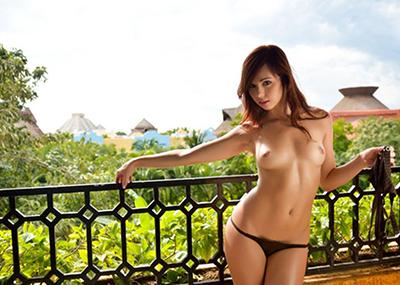 【海外ヌードエロ画像】たまには海外諸国の女の子のヌード画像でも眺めてみようずw
