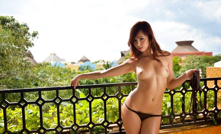 【海外ヌードエロ画像】たまには海外諸国の女の子のヌード画像でも眺めてみようずw 29