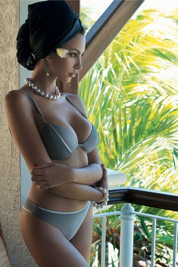 【海外下着エロ画像】海外の女の子たちの下着姿の画像集めたったwwwww 07